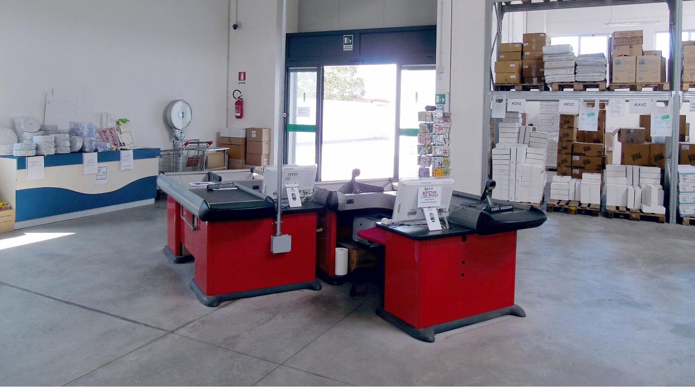 Sicar S.r.l. vendita all'ingrosso materiale imballaggio e forniture per uffici