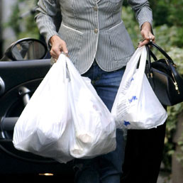 shopper plastica